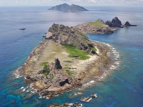 Radar tên lửa TQ nhắm bắn tàu Nhật ở Hoa Đông