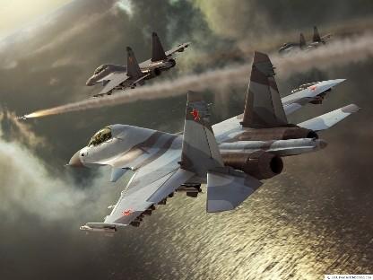 'Rắn hổ mang' SU-27/30 đối đầu chiến đấu cơ NATO (kỳ II)
