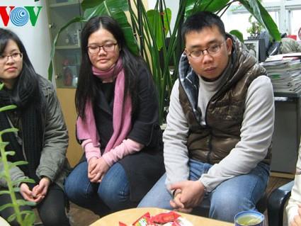 Trí thức Việt tại Hàn Quốc và khát khao trở về