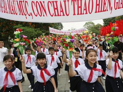 Phát động Năm Gia đình Việt Nam