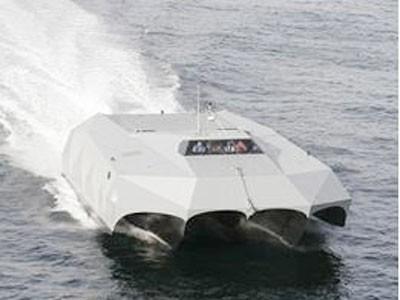 Mỹ đưa tàu chiến tàng hình tới biển Đông