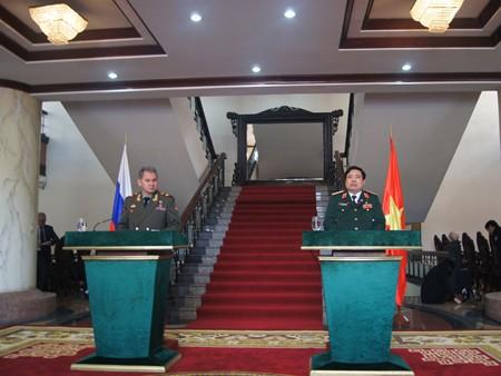 Nga tăng cường hợp tác hải quân với Việt Nam