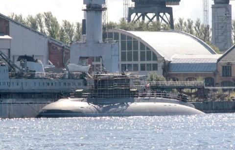 Nga sắp giao siêu tàu ngầm tàng hình đầu tiên cho Việt Nam