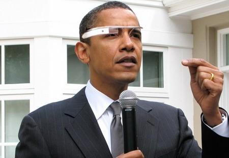 Người nổi tiếng thử 'kính thông minh' của Google?
