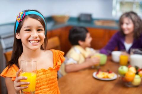 Giảm lượng đường trong khẩu phần ăn của trẻ