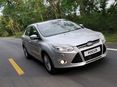 Ford VN tiếp đà phục hồi trong tháng 2