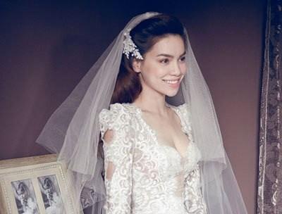 Hồ Ngọc Hà làm đám cưới?