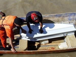 Lật thuyền ở Carribean, 41 người thiệt mạng