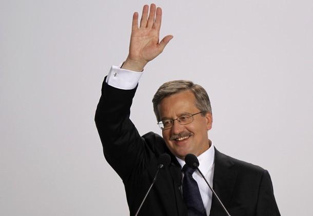 Ba Lan bầu được tổng thống mới