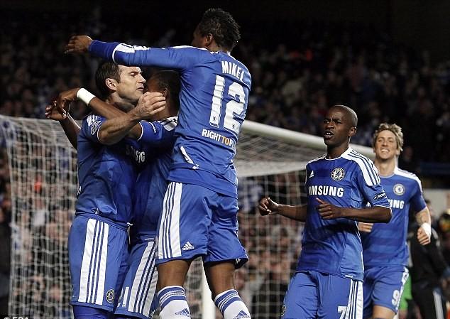 Chelsea và Real Madrid dắt tay nhau vào bán kết