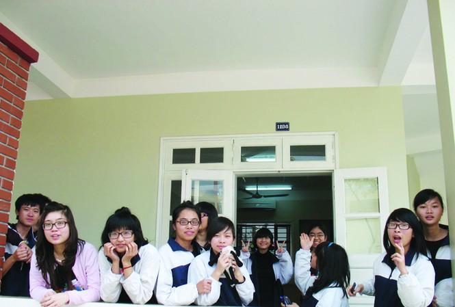 Học sinh THPT ở Hà Nội