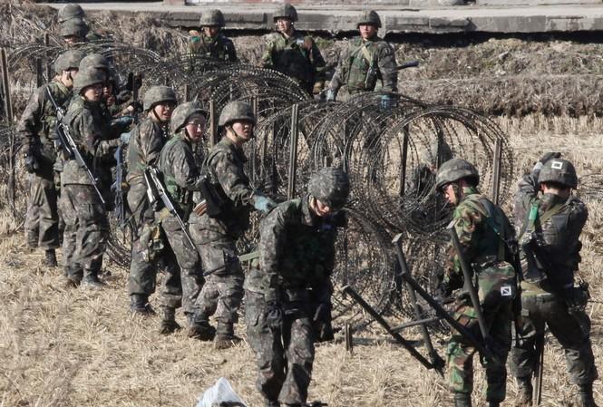 Bình Nhưỡng cắt đường dây nóng quân sự liên Triều