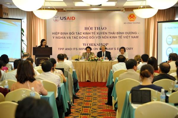 Cơ hội để Việt Nam hội nhập sâu hơn