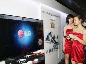 TV thông minh tự chuyển định dạng 2D sang 3D