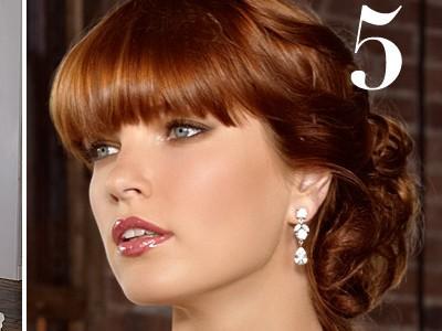 Mười kiểu tóc cô dâu 'hot' năm 2011