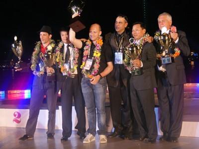 Đội Ý vô địch cuộc thi bắn pháo hoa quốc tế