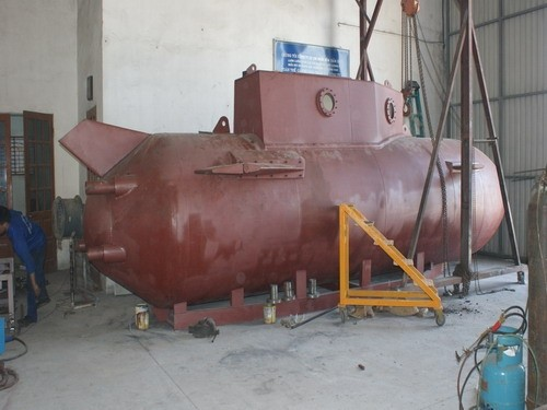 Báo Nga nói về tàu ngầm 'Trường Sa 1'