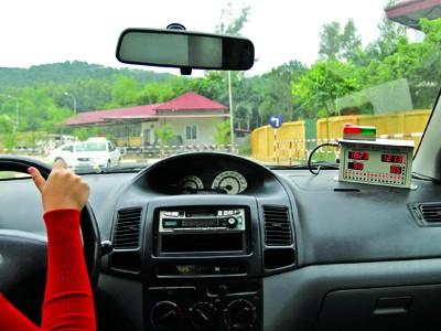 Học lái xe siêu tốc, 'chống trượt' toàn phần