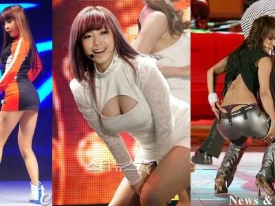 Lee Hyori phải làm sao trước luật cấm ăn mặc hở hang