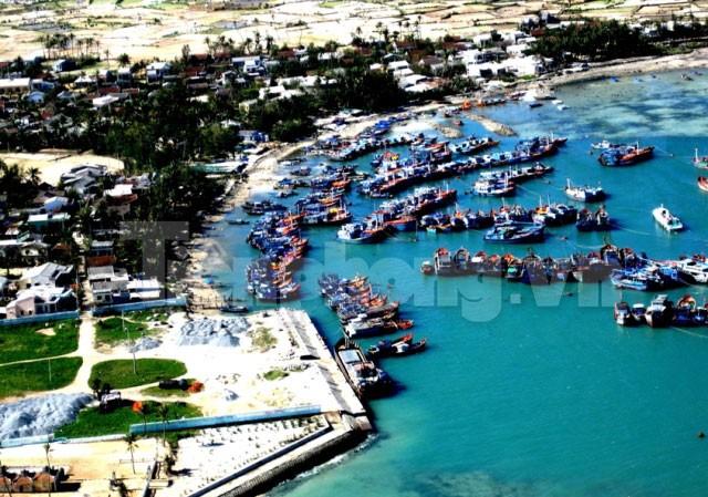 Mê hồn biển đảo Việt dưới cánh bay