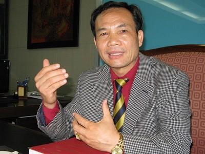 TS Nguyễn Tiến Luận, Chủ tịch HĐQT Đại học Nguyễn Trãi.