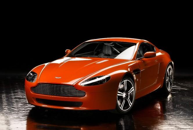 Tương lai mịt mờ của Aston Martin