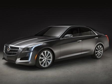 Cadillac CTS 2014: 'thi đấu' với xe Đức