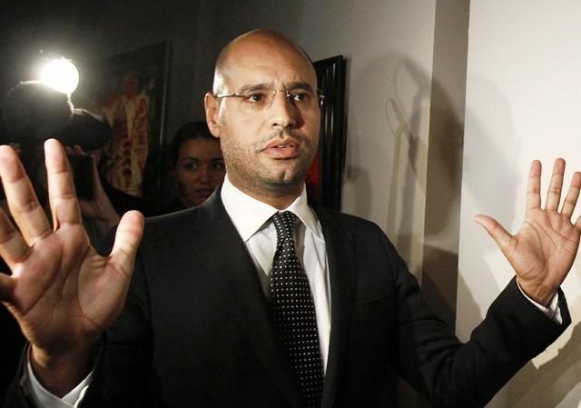 Con trai ông Gadhafi thương lượng với tòa án quốc tế