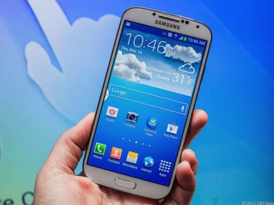 Xem ảnh Samsung Galaxy S4