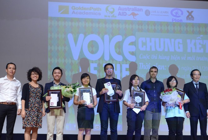 Hùng biện về môi trường và biến đổi khí hậu ở Việt Nam
