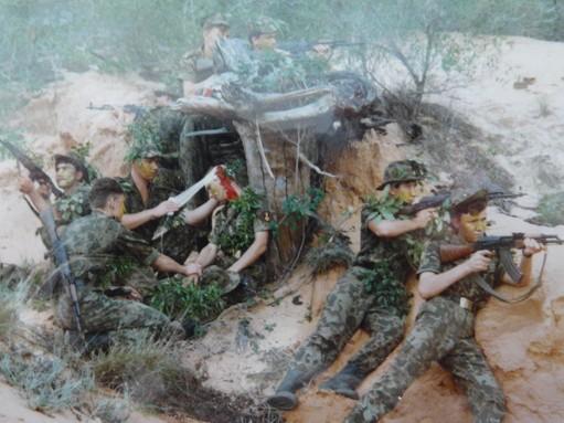 Ảnh hiếm: Hải quân Liên Xô ở Cam Ranh