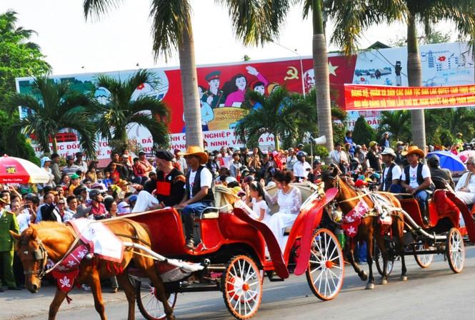 Buôn Ma Thuột tưng bừng lễ hội Cà phê lần thứ tư