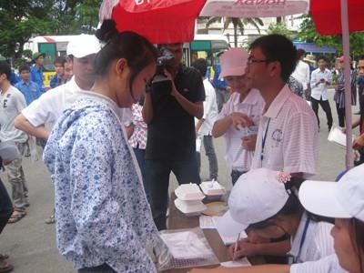 Hơn 7.000 cử nhân thất nghiệp ở Nghệ An