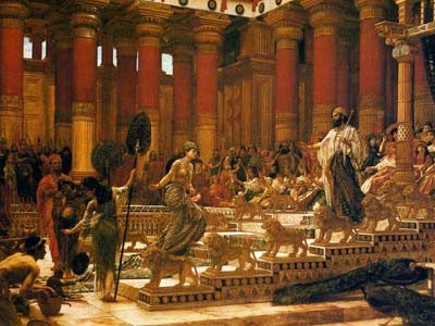 Bí ẩn kho báu 3.00 năm của nữ hoàng Sheba