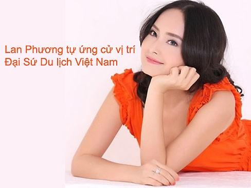 Lan Phương: 'Đã kết nối với Bộ VHTT&DL'