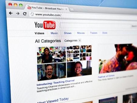 Youtube đạt mốc 1 tỷ người sử dụng