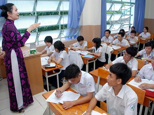 Tăng tiết 6 môn thi tốt nghiệp THPT
