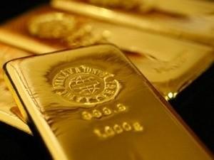 Thị trường vàng trồi sụt theo số phận của Hy Lạp