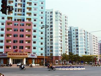 DA chuyển nhà ở xã hội giá không quá 12 triệu đồng/m2