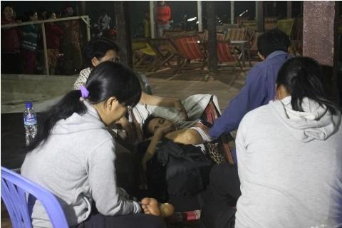 Thảm họa ở Cần Giờ: Tìm thấy thi thể 3 học sinh