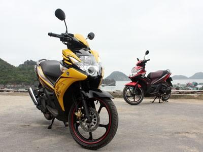 Có nên mua Yamaha Nouvo SX?