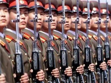 Quân đội CHDCND Triều Tiên