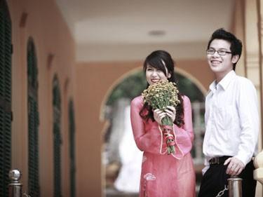 Nữ sinh Việt xinh nhất tại xứ sở hoa anh đào