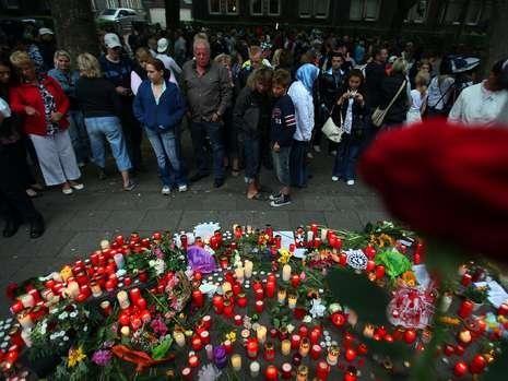Nhà tổ chức nói gì sau thảmhọa giẫm đạp tại Đức?