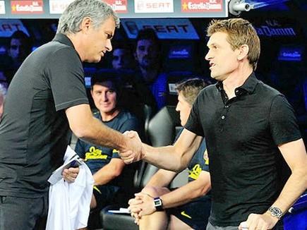 Gạt hiềm khích, Mourinho gửi lời chúc sức khỏe tới Tito