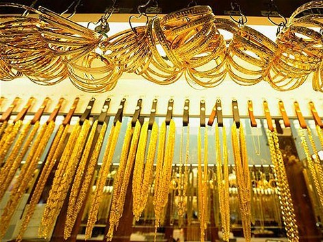 Giá vàng ít biến động ngày đầu tuần