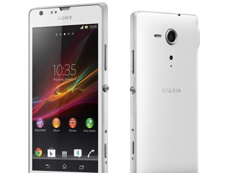 Sony vén màn smartphone tầm trung Xperia SP, Xperia L