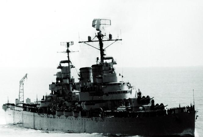 Chiến hạm Crucero General Belgrano Ảnh: El Pais