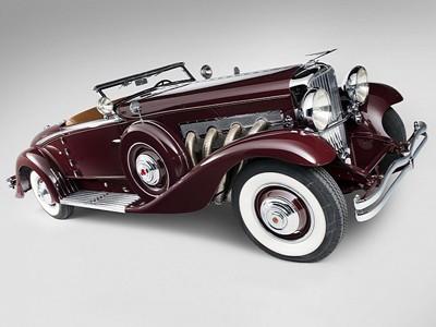 Ngắm xe cổ Duesenberg 1935 có giá 4,5 triệu USD