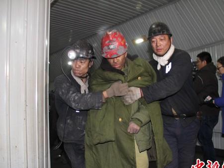 Nổ mỏ than, 21 người chết